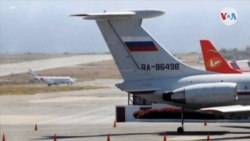 Rusia hace propaganda con aviones en Vzla