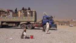 Afghan Refugees Return to an Uncertain Future