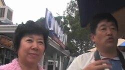 몰려드는 중국 관광객