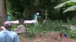 埃博拉蔓延西非,疫情引发全球预警