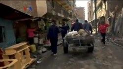 Gerakan Pengumpulan Sampah oleh Kaum Muda Kenya