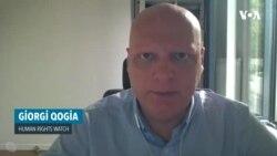 """Giorgi Qogia: """"Tofiq Yaqublu dərhal azad edilməlidir"""""""