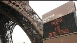 2013-06-27 美國之音視頻新聞: 艾菲爾鐵塔的職員結束兩日罷工