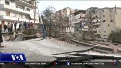 Përmbytjet, dëme të mëdha në Gjirokastër