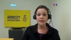 """""""Peligran los derechos humanos"""", denuncia Amnistía Internacional"""