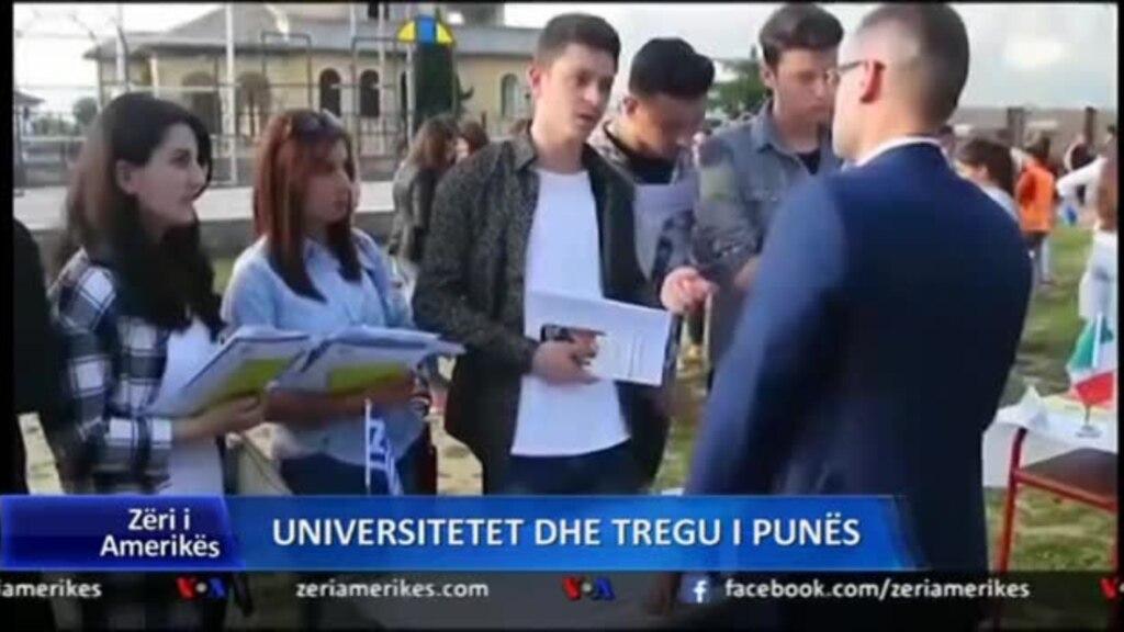 Shqipëri  bashkëpunim mes universiteteve dhe tregut të punës
