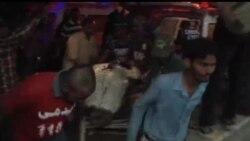 2013-04-28 美國之音視頻新聞: 巴基斯坦炸彈襲擊造成8人喪生