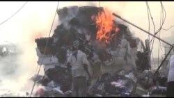 Plus de 300 morts dans l'attentat de Mogadiscio (vidéo)