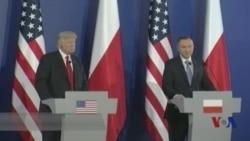 美国俄罗斯争夺中欧能源市场