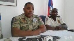 Ayiti: Yon Nouvo Inite Polis Nasyonal la Pral Gen poul Deplwaye sou Fontyè a