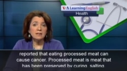 WHO Says Processed Meat Can Cause Cancer