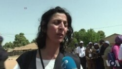 Premier scrutin post-Jammeh en Gambie (vidéo)