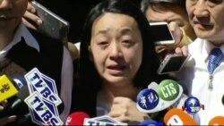 VOA连线:女童被杀案引爆台湾废除死刑争议