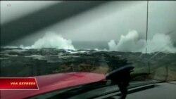 Hawaii đón bão