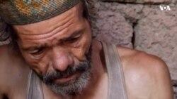 استخدام معتادان مواد مخدر در یک فابریکه تولیدی در هرات