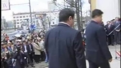 蒙古前總統貪污罪成監禁四年