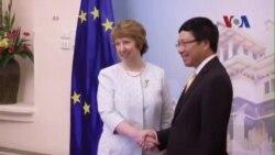 Chủ tịch Ủy ban Châu Âu sắp thăm Việt Nam