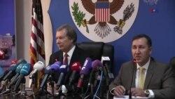 Ceyms Uorlik: Prezidentlərin növbəti görüşünün vaxtını və yerini müzakirə edəcəyik