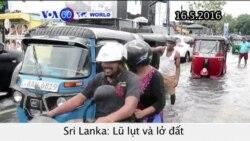 Lũ lụt ở Sri Lanka khiến hàng ngàn người vô gia cư (VOA60)
