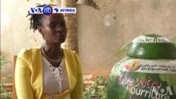 VOA60 Afirka: A Burundi, Ginette Karirekinyana Ta kirkero Da Mai Na Shafawa Da Ke Iya Taimaka Wajen Dakile Cutar Masassarar Cizon Sauro