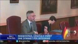 Çështja e emrit mes Maqedonisë dhe Greqisë