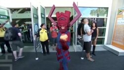 Comic Con 2016: тролли, Сноуден, Люк Бессон и чудо-женщина