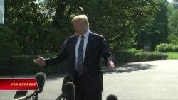 Ông Trump khen Triều Tiên phản ứng tích cực