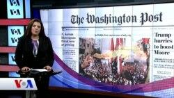 11 Aralık Amerikan Basınından Özetler