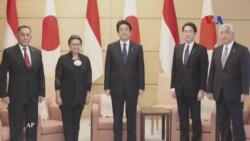 Nhật Bản, Indonesia nhất trí đàm phán về những vấn đề quốc phòng