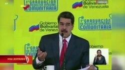 Ân xá Quốc tế nghi chế độ Maduro phạm tội ác chống nhân loại