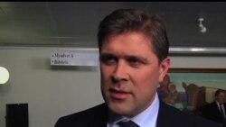 2013-04-28 美國之音視頻新聞: 冰島反對派在選舉中勝出