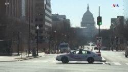 Երդմնակալությունից հետո Վաշինգտոնում խիստ անվտանգության միջոցառումները թուլացվում են՝ քաղաքը վերադառնում է բնականոն կյանք: