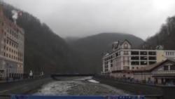 索契冬奧會星期一因大霧推遲兩項比賽