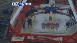 VOA60 America 7-27- One person dead after ride breaks apart at Ohio State Fair
