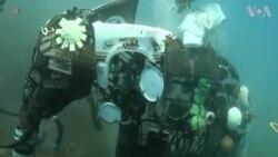 موزیمی در زیر دریا در مصر