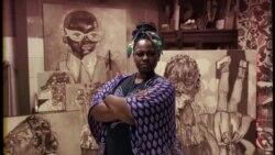 «Она» – темнокожая художница из Алабамы, о которой недавно узнала вся страна