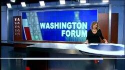 Washington Forum du 27 octobre 2016 : Les musulmans dans l'espace politique aux Etats-Unis