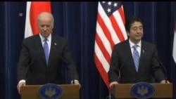 2013-12-03 美國之音視頻新聞: 拜登亞洲七天之行 展現美國加強接觸的決心
