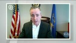 Вашингтон готовий і надалі допомагати Києву у втіленні необхідних антикорупційних реформ - конгресмен Фітцпатрік. Відео