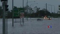 2019-02-04 美國之音視頻新聞: 澳洲昆士蘭州暴雨引發洪水