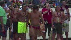 Juegos Olímpicos Indígenas empiezan en Brasil