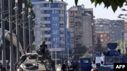 Na severu Kosova atmosfera mirna