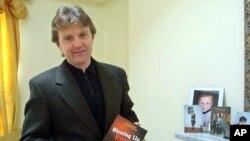 Alexander Litvinenko pictured in 2002.