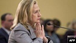 """Državna sekretarka Hilari Klinton, ukazala da je pomenutim sporazumom predvidjeno """"intenzivno praćenje situacije"""" kako bi se obezbedilo da pomoć stigne do onih kojima je najpotrebnija"""