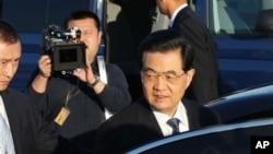 Chủ tịch nước Trung Quốc Hồ Cẩm Đào kêu gọi tất cả các nước khu vực Châu Á -Thái bình dương hãy bảo đảm hòa bình trong khu vực