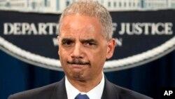 El secretario de Justicia de EE.UU., Eric Holder, avala investigación realizada a los registros telefónicos de AP.