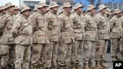 اوباما بر تربیۀ قوای امنیتی افغان تأکید میکند