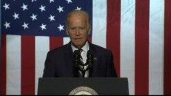 Biden on Trump's Reaction to US Housing Slump