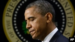 奧巴馬在敘利亞化武襲擊後面臨重大決策時刻