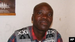 João Francisco, Presidente do Sindicato dos Professores na provincia da Huíla, Angola